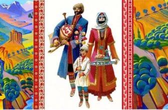 Обложка для теста на знание армянских поговорок