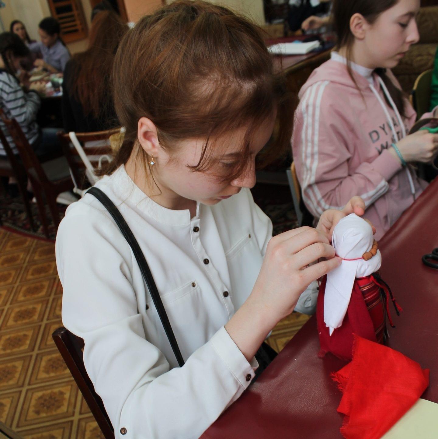 Удмуртские школьники стали призёрами фестиваля «Наследники традиций»