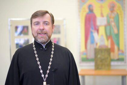 Обложка видео Представитель Ижевской и Удмуртской епархии протоиерей Андрей Петров