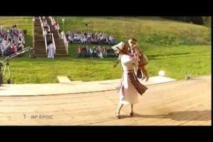 "Фото нуны веттан на конкурсе ""Элькуновидение"""