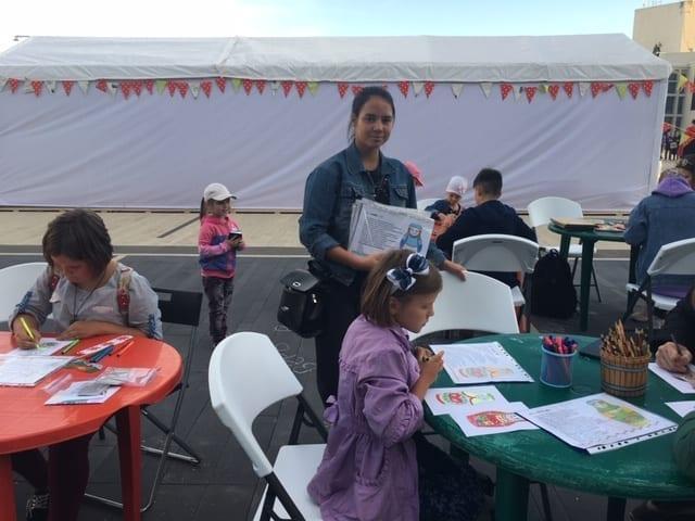 Завершился многонациональный книжный фестиваль «Читай, Ижевск!»
