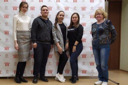 Фото представителей клуба разговорного татарского языка в Ижевске