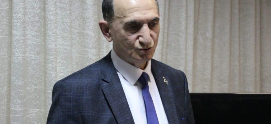Фото Видади Дамирова, нового руководителя азербайджанской диаспоры в Сарапуле
