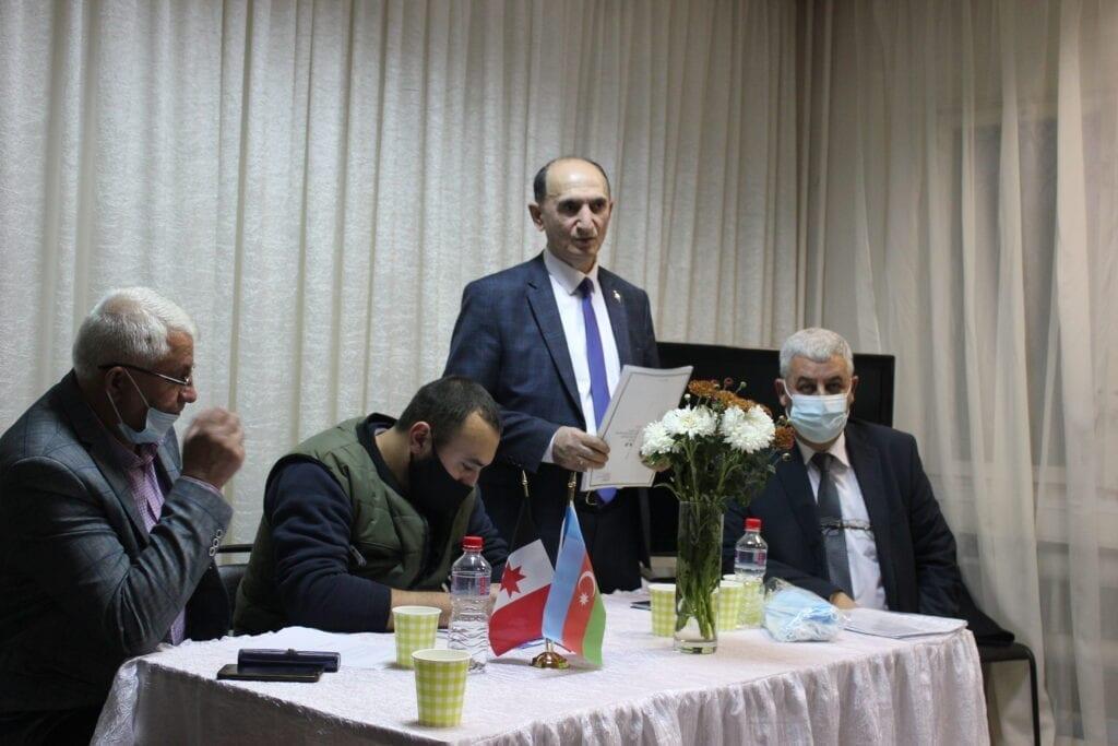 Нового руководителя азербайджанской диаспоры выбрали в Сарапуле