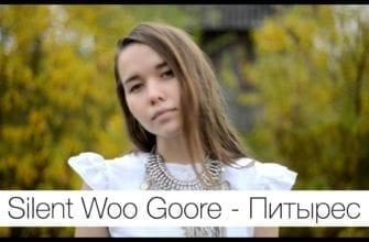 """Скриншот клипа группы """"Silent Woo Goore"""", песня """"Питырес"""""""