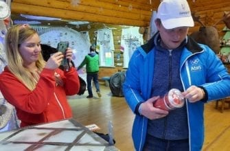 "Фото участника краеведческого квеста ""Даур"", нашедшего последний клад"