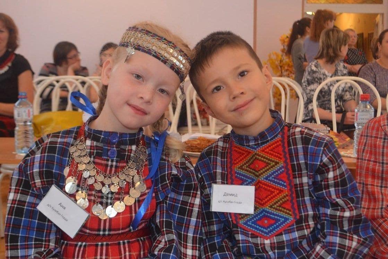 Фото детей - участников конкурса пичи чеберайёс но батыръёс