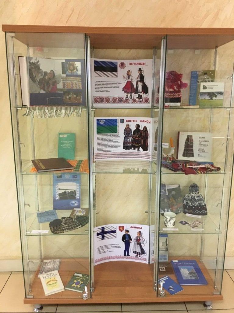 В ДДН открылась выставка «Финно-угорский мир - созвучие культур»