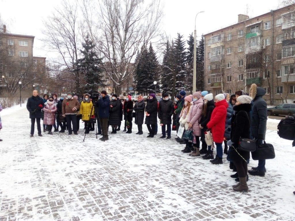 Представители удмуртского сообщества почтили память Трокая Борисова
