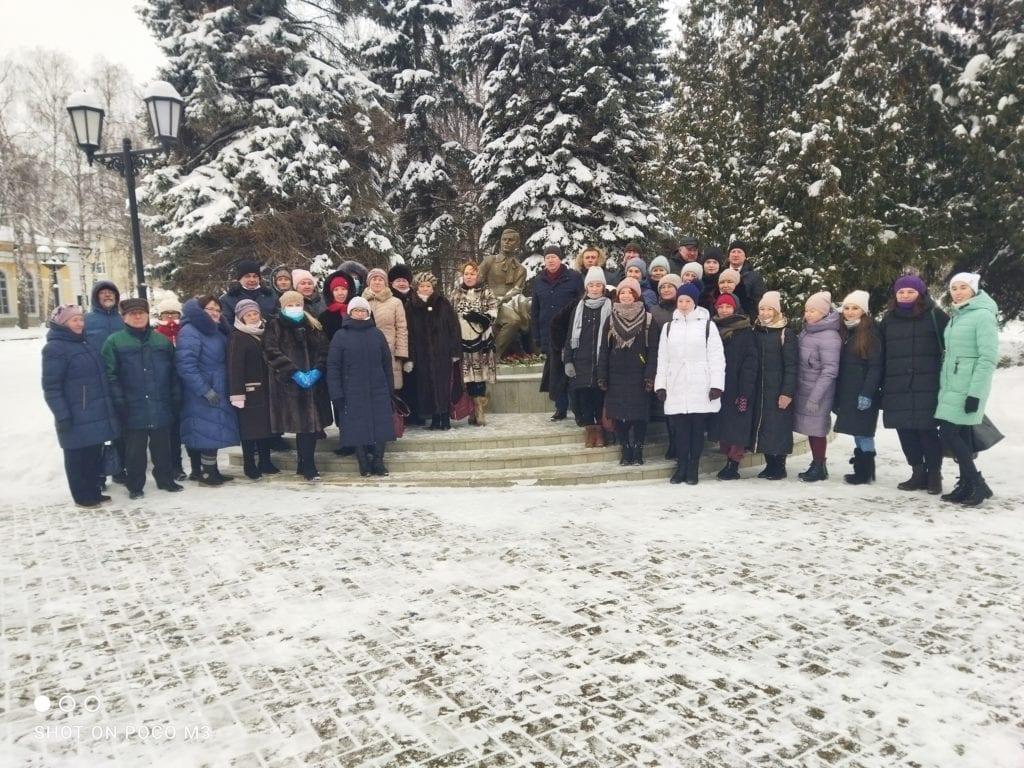 В Ижевске почтили память Кузебая Герда