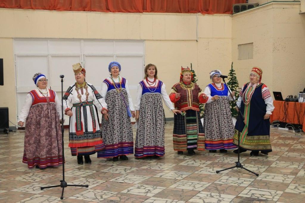 Межнациональный новый год встретили в Сарапуле