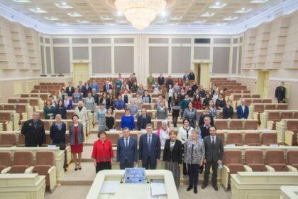 фото: журналисты республиканских и районных сми