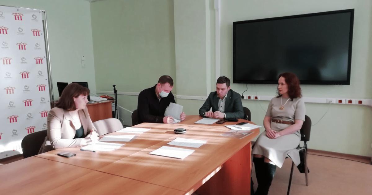 фото с семинара по профилактике экстремизма