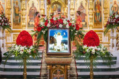 фото Свято-Михайловский собор Ижевска