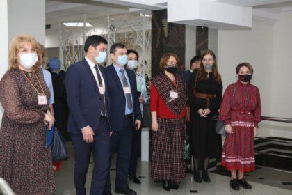 фото съезд удмуртов Башкортостана